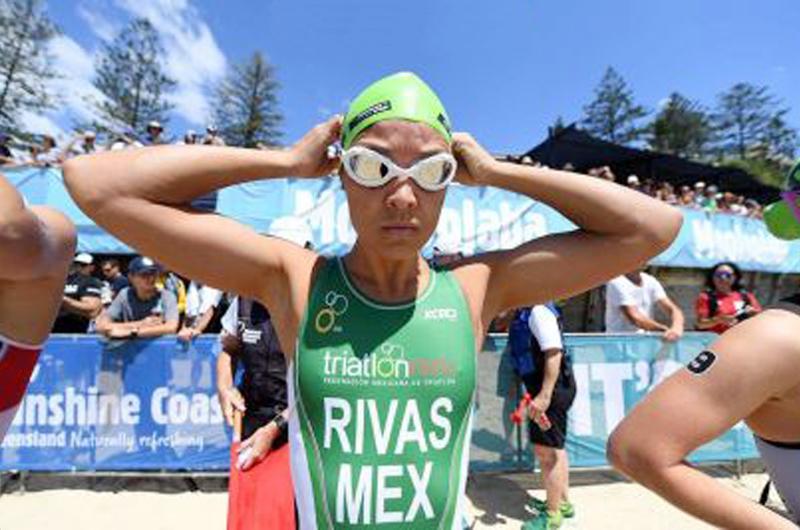 Triatletas olímpicos mexicanos exponen secretos y virtudes para triunfar