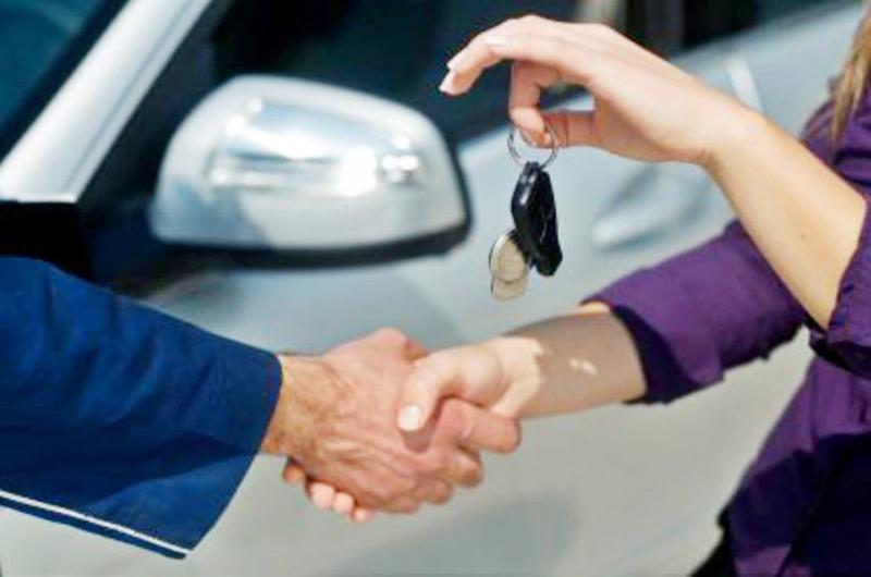 Sugerencias al comprar un carro usado