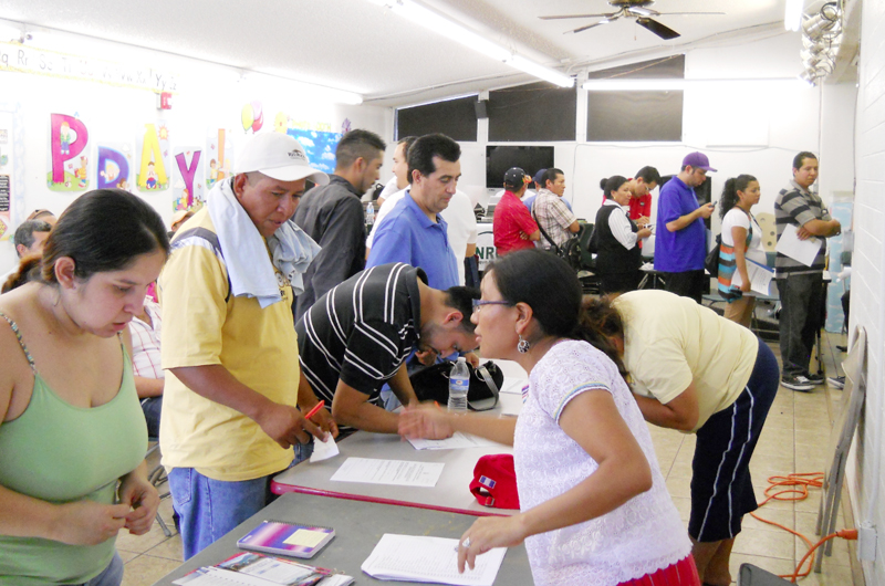 Consulado móvil para guatemaltecos