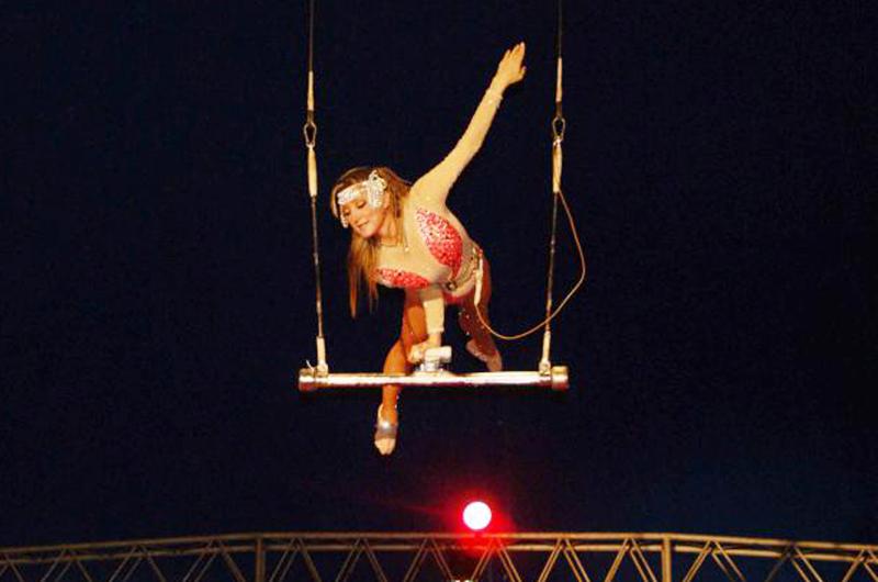 El circo, manifestación cultural de México y la humanidad
