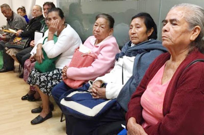 """""""Corazón de Plata"""" otorga 807 visas  a adultos mayores morelenses"""