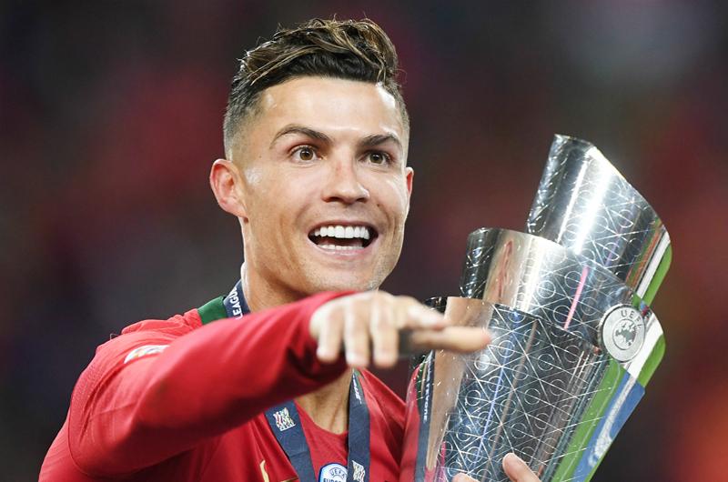 Cristiano Ronaldo se corona máximo goleador