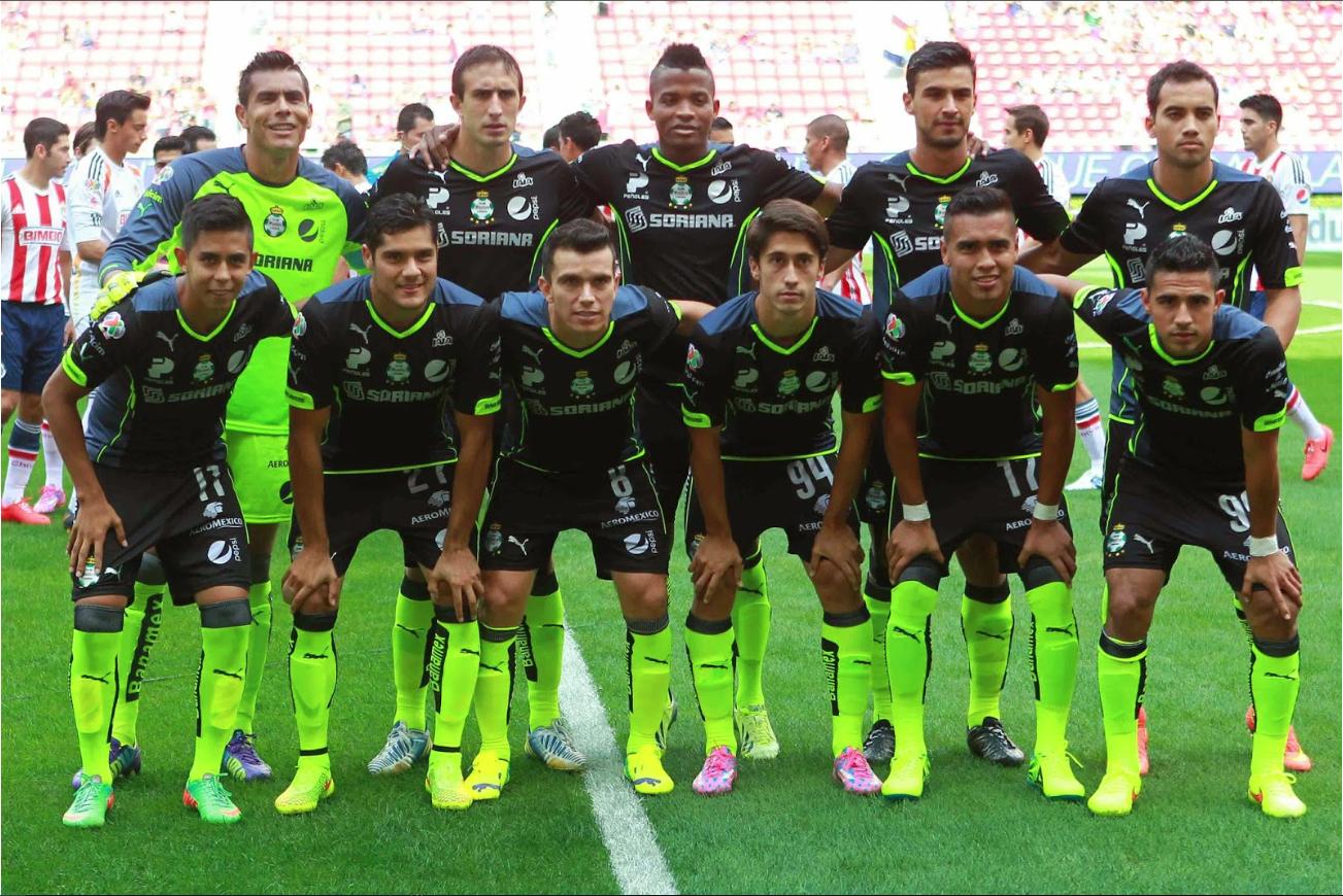 Santos Laguna es líder solitario de la Liga MX