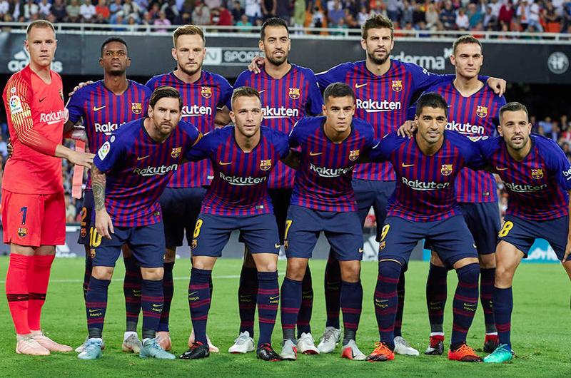 Con fecha por definir, Barcelona jugará amistoso para recaudar fondos