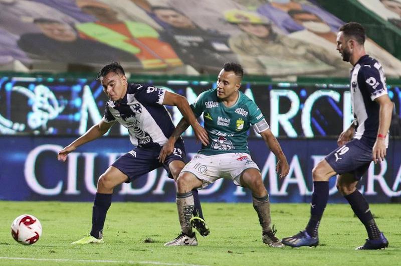 El León vence al campeón Monterrey con una genialidad de Luis Montes