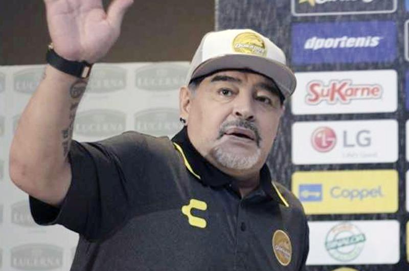 Maradona inicia bien su aventura con Dorados al vencer a Tapachula