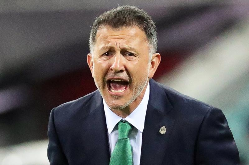 Técnico Osorio afirma que el estilo de México es salir a ganar