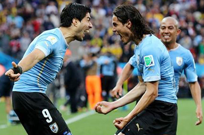 Se prepara selección de Francia para sufrir ante Uruguay