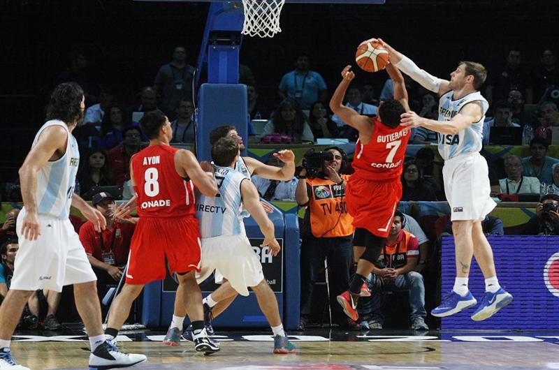 Duelo ante México, clave en ruta de Argentina para Mundial de Baloncesto