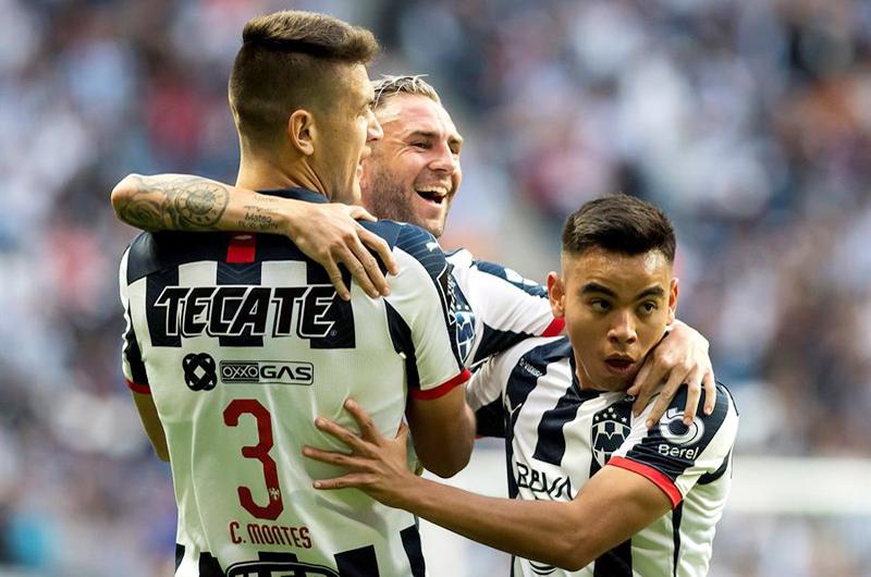 El marfileño Loba decidió el triunfo del campeón Monterrey sobre Juárez FC