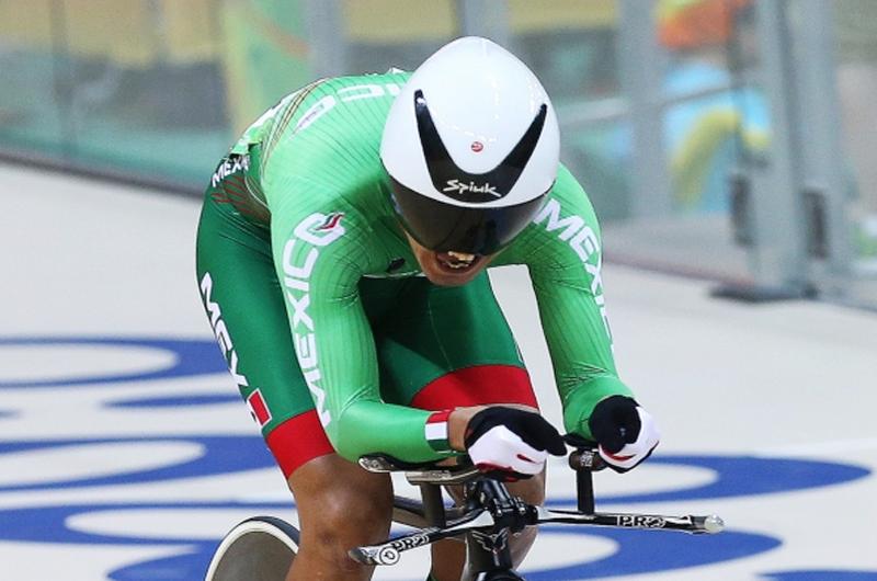 Ciclista mexicano Ignacio Prado, seguro de aportar puntos a México
