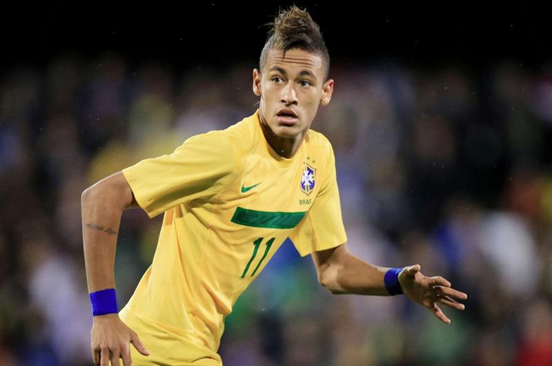 Brasil ya está en Rusia optimista de alcanzar la sexta corona mundial
