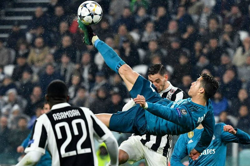 Técnico de Juventus se deshace en elogios tras fichaje de Cristiano