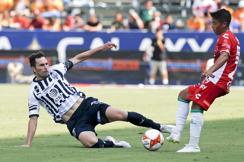 Necaxa motivado por vencer en casa al campeón Monterrey