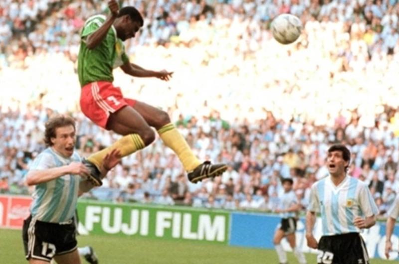 Golpear fue básico para vencer a Argentina en el 90: Biyik