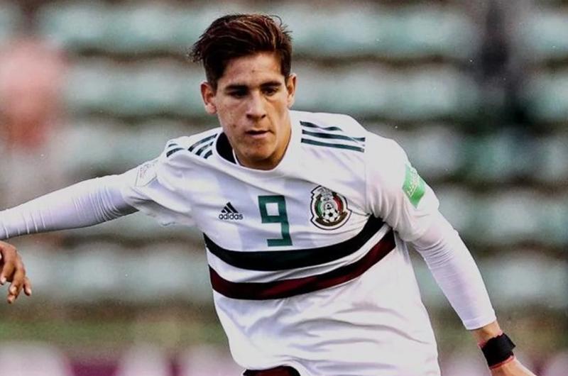 Gol del mexicano Santiago Muñoz, elegido el mejor del Mundial Sub-17