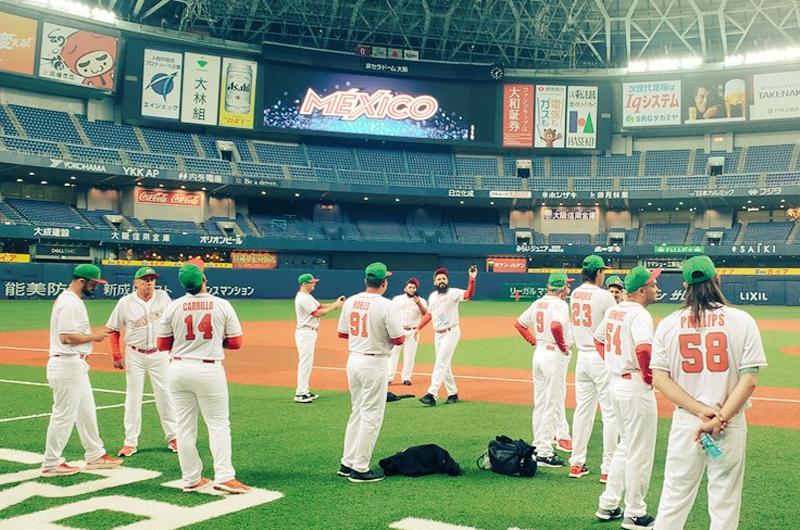 México va invicto a súper ronda por boleto olímpico en béisbol