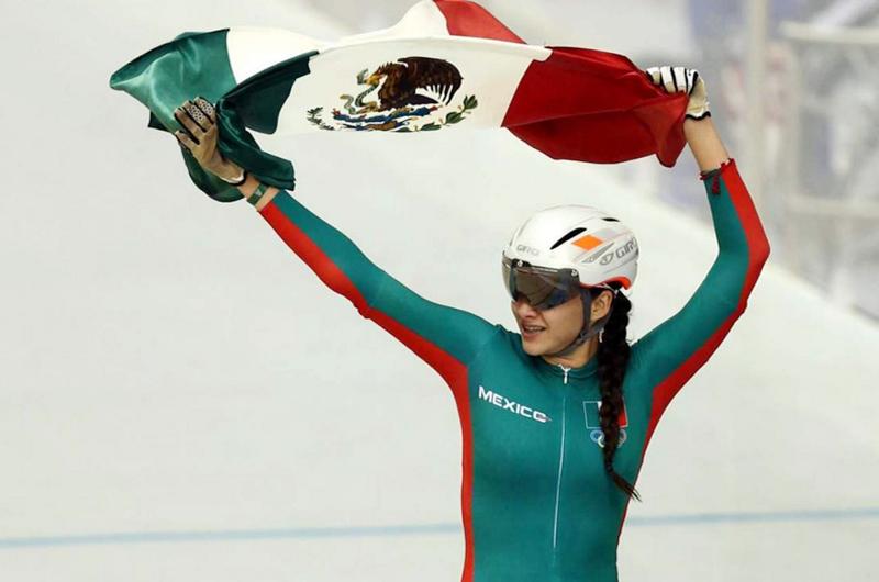 Ciclistas mexicanas destacan en carrera en Australia