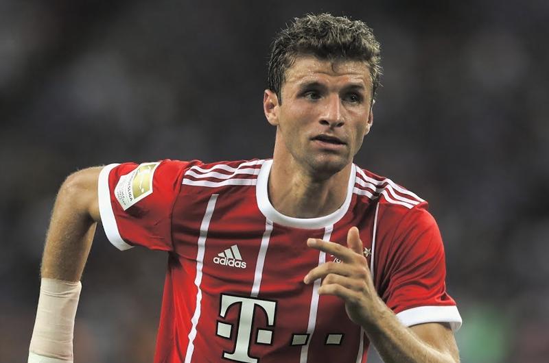 """Thomas Müller reconoce """"presión enorme"""" para Alemania"""