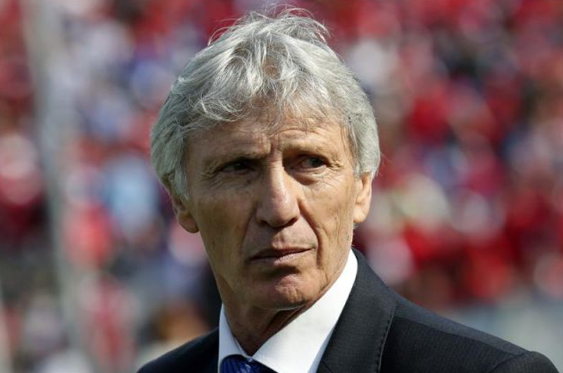 Selección de Colombia inicia renovación tras salida de Pékerman
