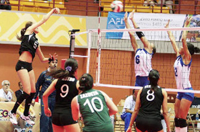 México sufre otro revés ante Dominicana en Mundial de Voleibol en Japón