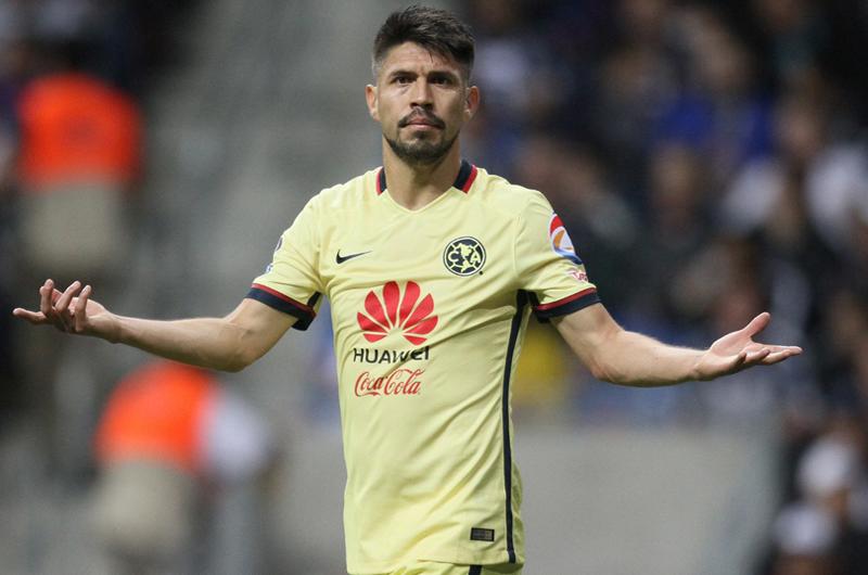 Miguel Herrera descarta que Oribe Peralta sea referente del América