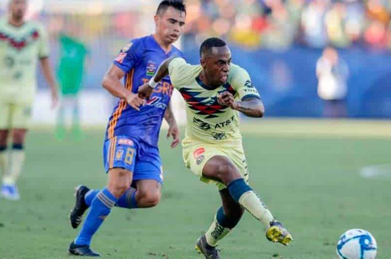 América y Tigres se enfrentan en semifinales de Leagues Cup