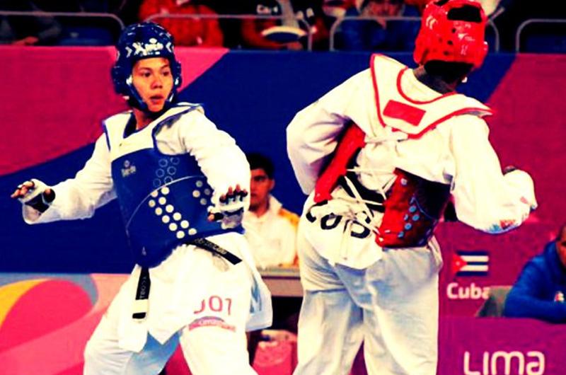 Panamericanos Lima 2019: Briseida Acosta y Carlos Sansores con oro y bronce en taekwondo