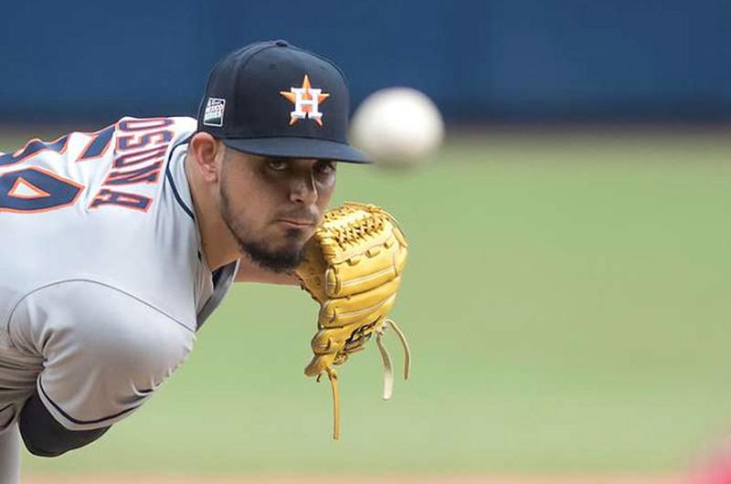 Mexicano Osuna y la adrenalina latina en la Serie Mundial de Beisbol