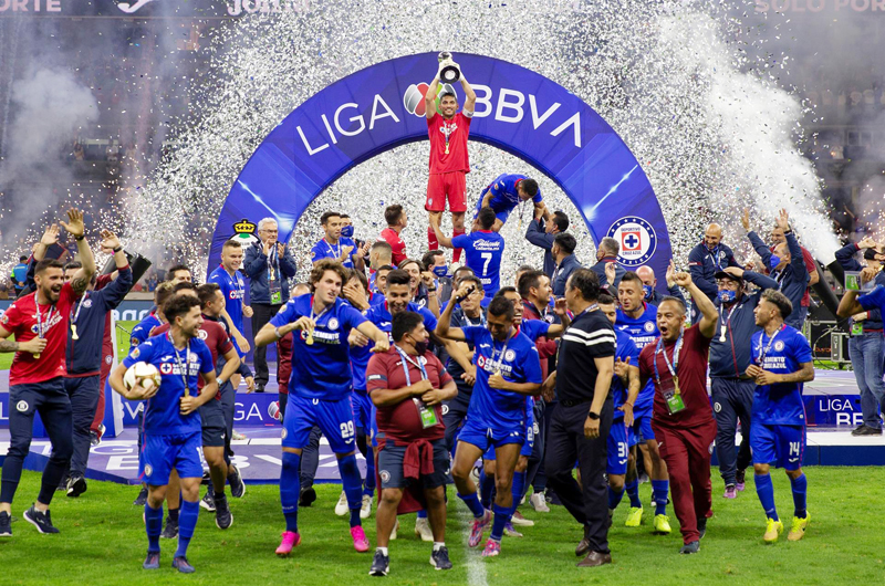 El Cruz Azul enfrentará al León en Los Ángeles por el trofeo de campeones