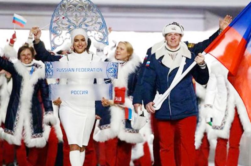 Fuera Rusia de los Juegos Olímpicos por dopaje