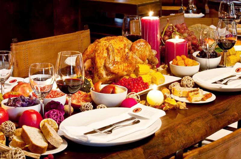 Algunos consejos para no aumentar de peso en las festividades