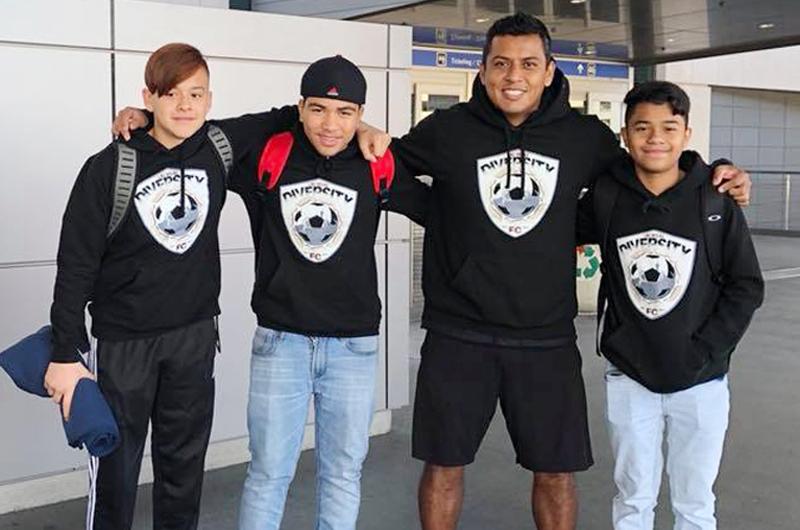 Categoría Bajo 13... Desde el Diversity Futbol Club hasta Coapa