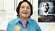 Barack Obama es el único amigo de inmigrantes: Dolores Huerta