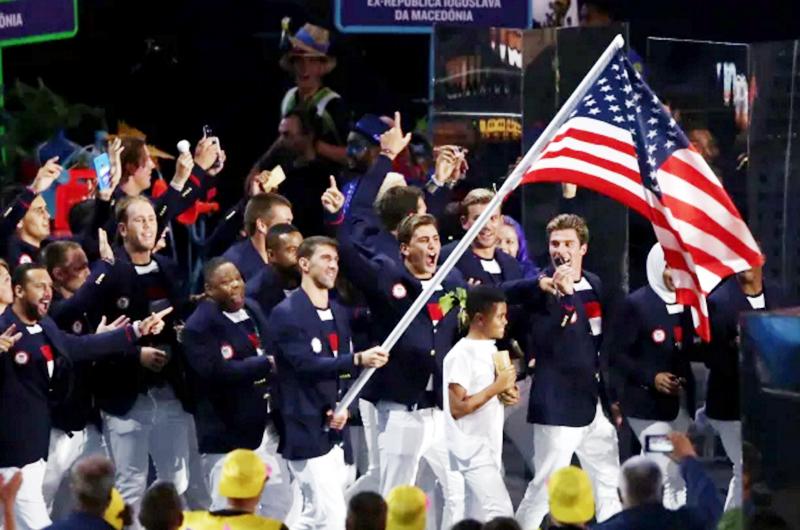 EE.UU lleva a Tokio al segundo equipo más grande de su historia