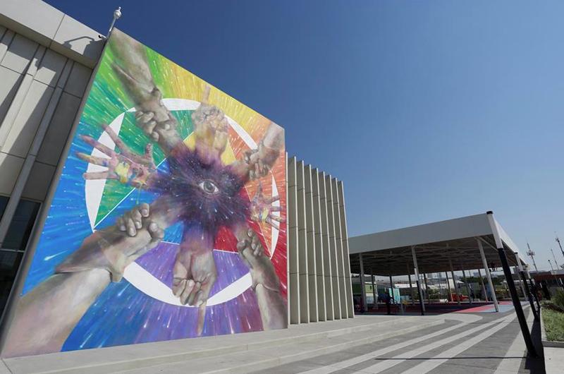 La ciudad mexicana de Querétaro combate el estigma del grafiti