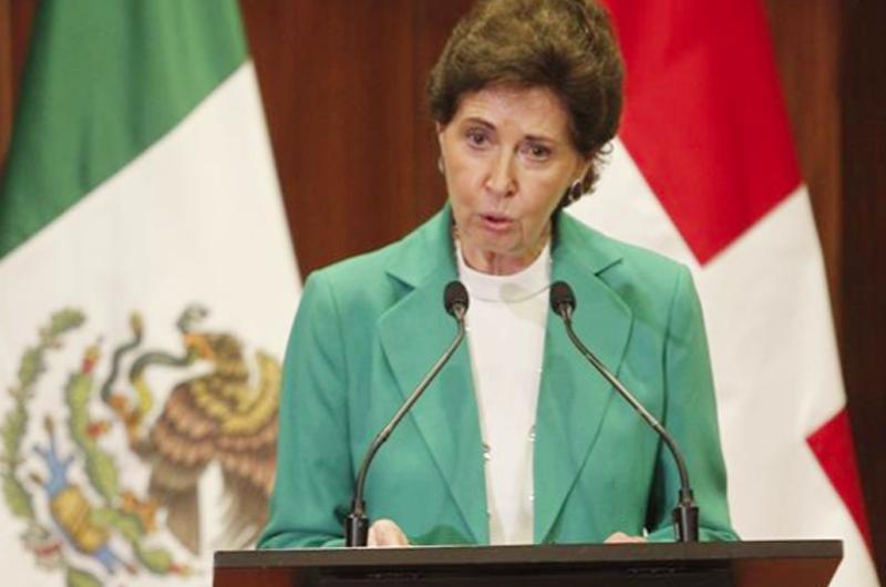 Gobierno mexicano inhabilita a exsecretaria de Cultura de Peña Nieto