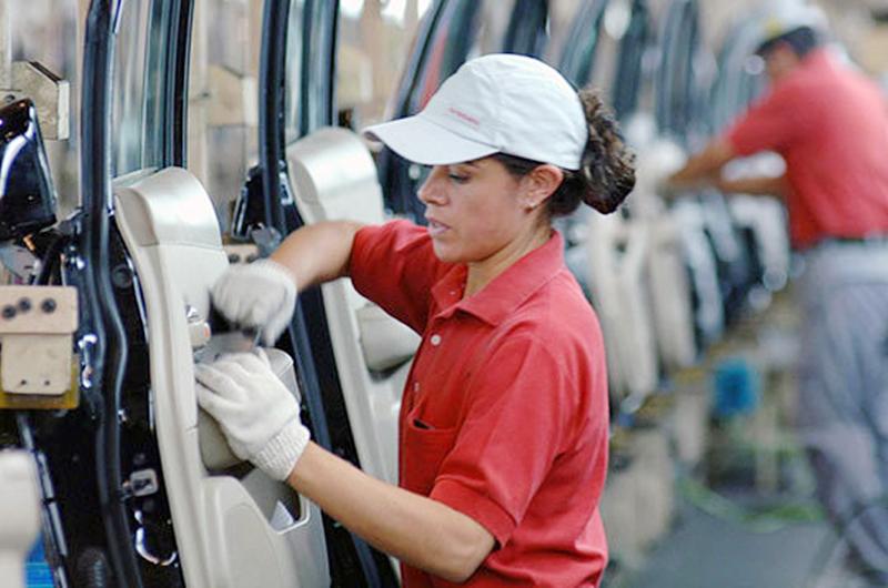 OCDE prevé crecimiento económico de México por encima del 2 por ciento hasta 2020