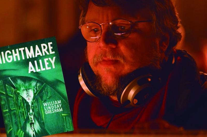 """Crece elenco para """"Nightmare Alley"""", nuevo filme de Guillermo del Toro"""