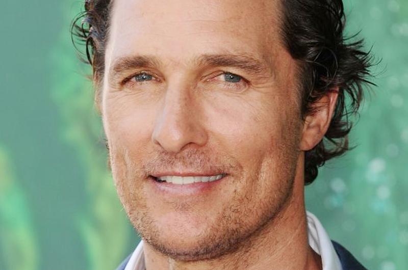 Matthew McConaughey confía en que juntos venceremos al COVID-19