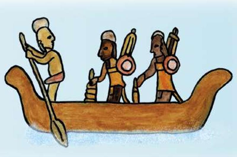 NatGeo invita a descubrir los misterios de la ingeniería naval maya