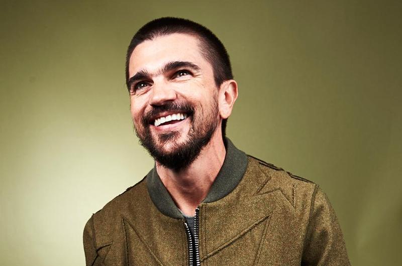 Juanes recibe galardón por obras sociales
