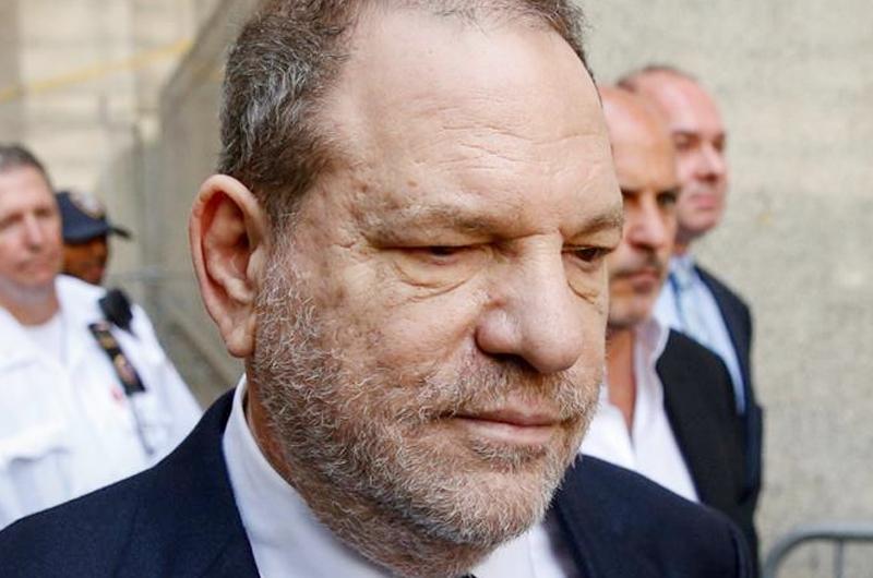 Fiscal califica a Harvey Weinstein como depredador sexual