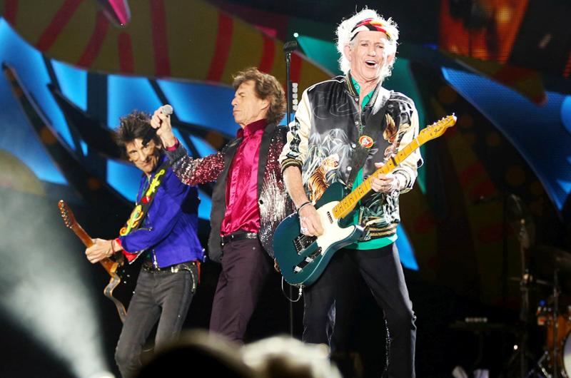 The Rolling Stones lanzará material inédito con Bob Dylan