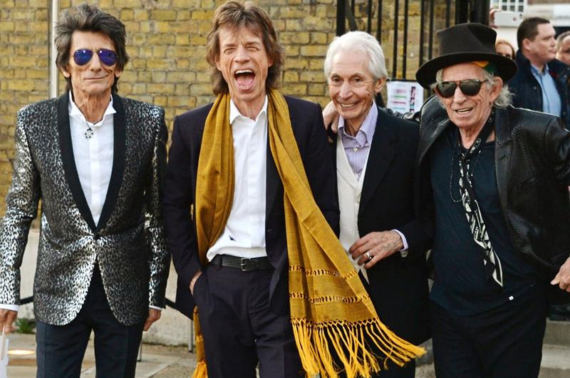 The Rolling Stones anuncia gira por Estados Unidos y Canadá