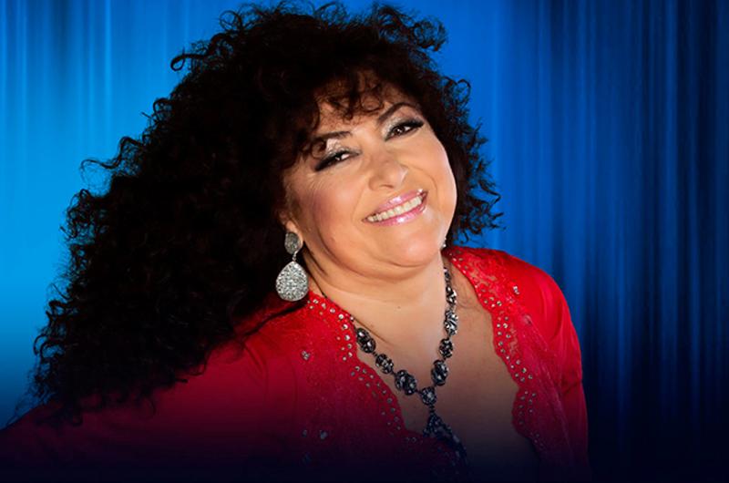 Amanda Miguel promete gran concierto el 12 de septiembre en el Auditorio