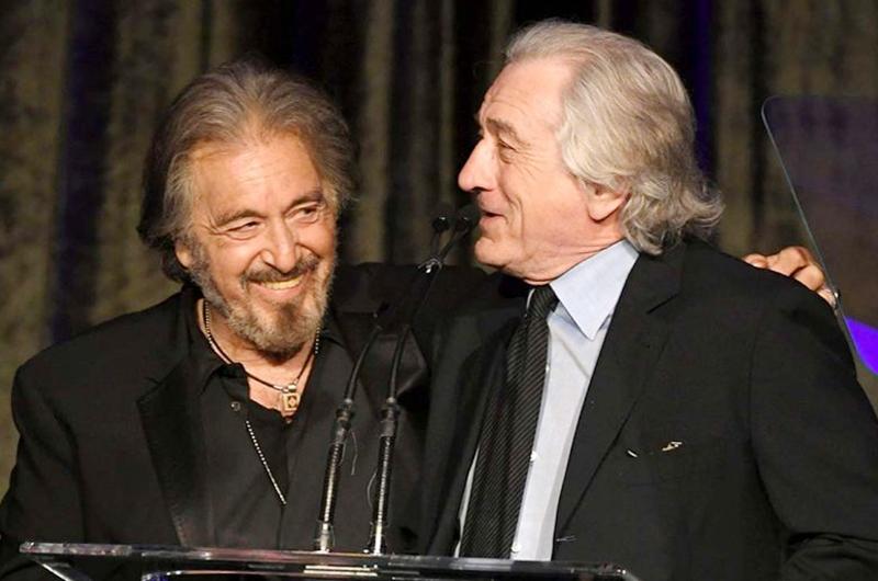 Robert De Niro presentará