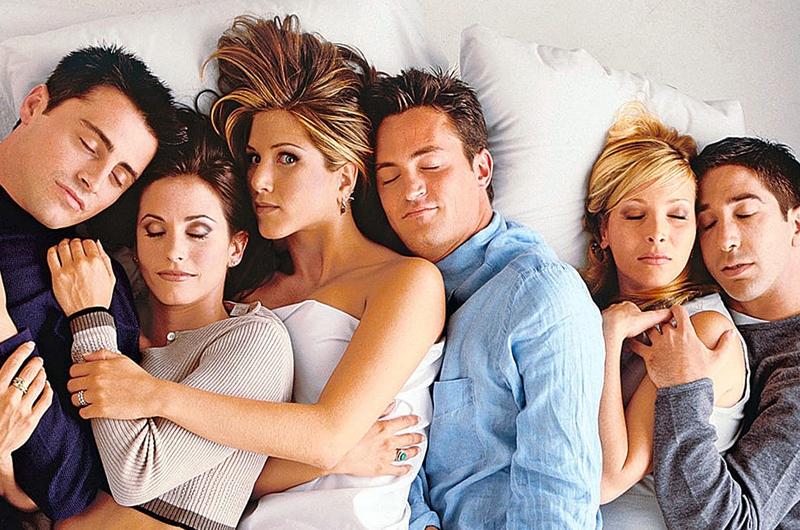 """Serie """"Friends"""" se mudará de plataforma para 2020"""