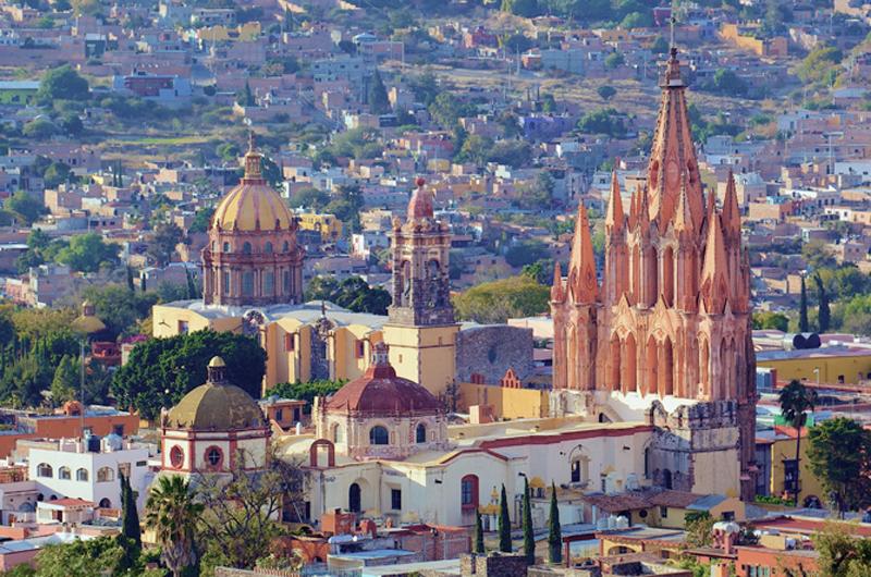 San Miguel de Allende listo para recibir la magia del Festival de Cine