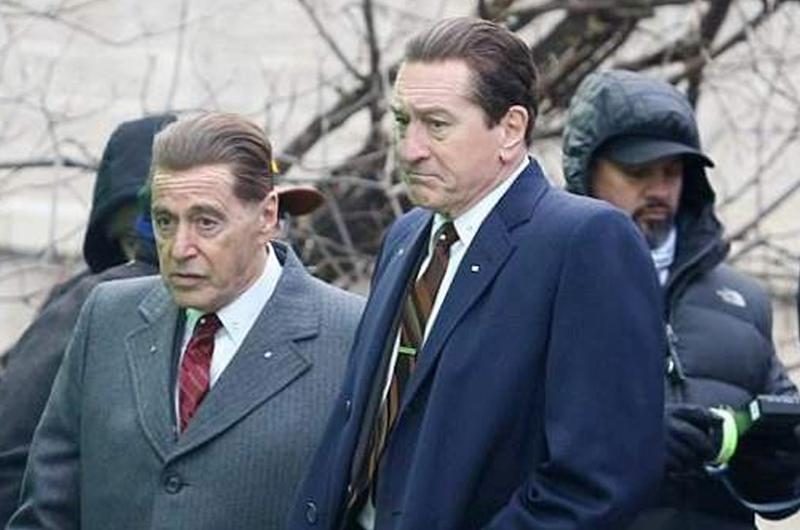 """Aseguran que """"The Irishman"""", de Scorsese, estará en Cannes"""
